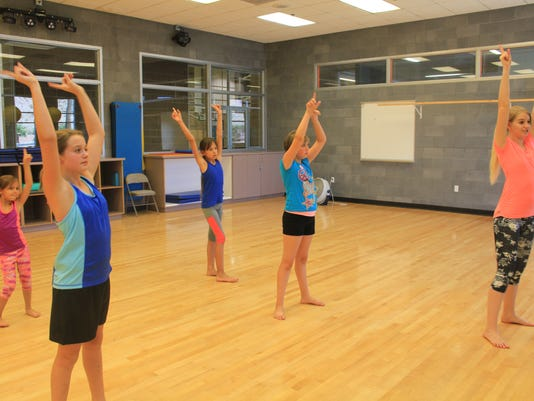 DVT Emily's Dance 1