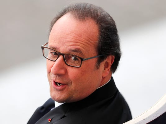 Francois Illas New Tradition: French President Francois Hollande Spends $11K A Month