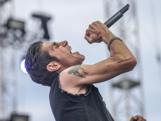 Perry Farrell will perform with Jane's Addiction on July 25 at Old National Centre.