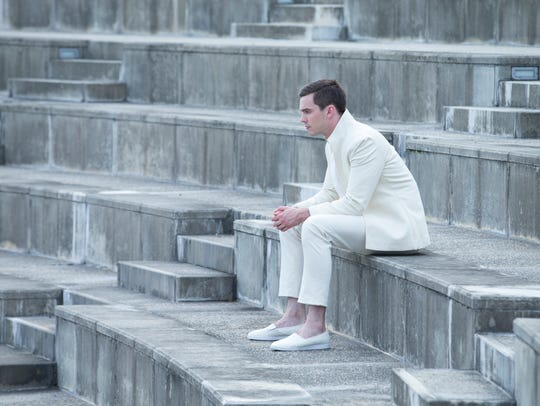 Silas (Nicholas Hoult) spends his leisure time alone,