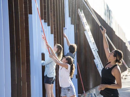 Arte fronterizo