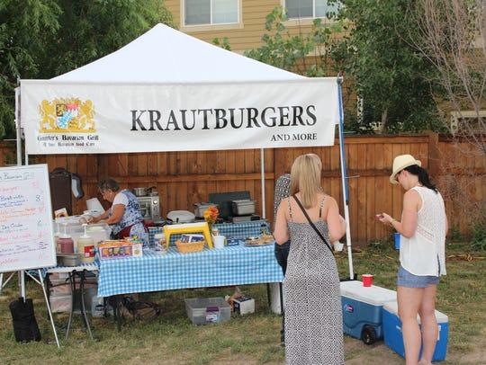 Gunter's Bavarian Grill participated in Neighborhood