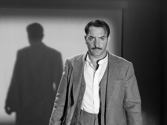 """Jean Dujardin won an Oscar for """"The Artist."""" It is such an engaging, delightful film that, if you like movies, you will walk out with a smile."""