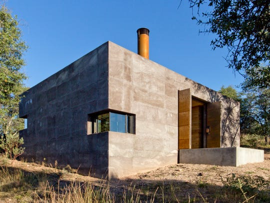 Casa Caldera south of Tucson is comprised of three