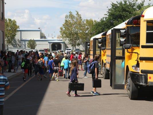 Carlsbad bus service