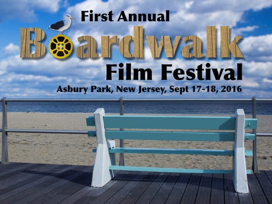The Boardwalk Film Festival will take place Sept. 17