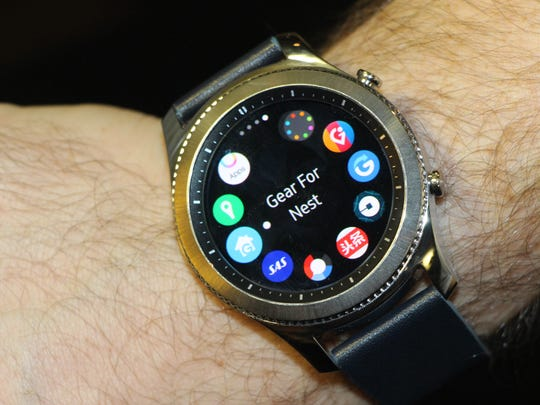 Samsung is hoping to have 10,000 apps by the time the