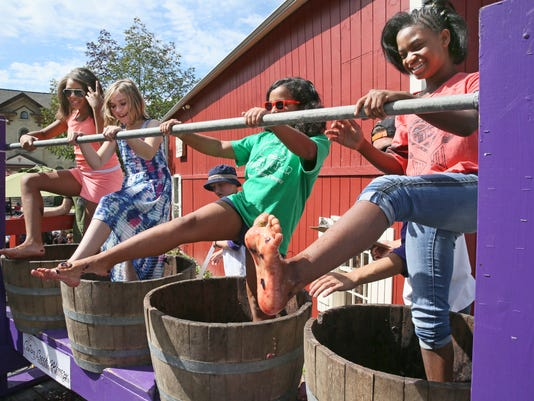 Cedarburg Wine and Harvest Festival