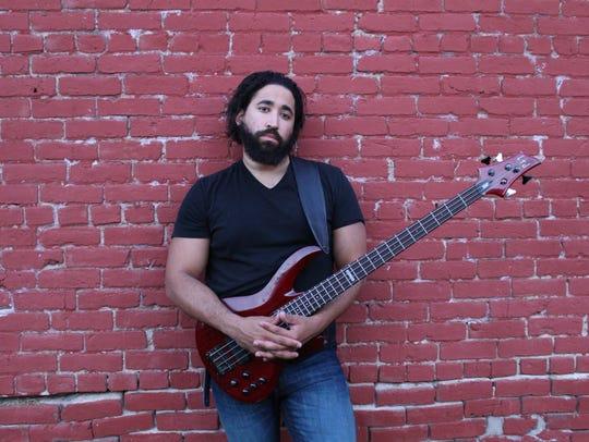 Springfield musician Shaun Munday