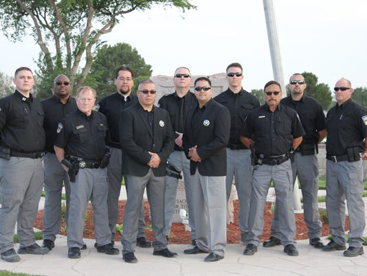 Superior Security Services team