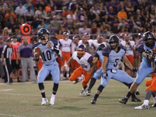 Chapin quarterback Anthony Baird has been very good