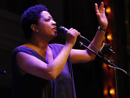 Lisa Fischer will perform solo on Oct. 13 and with
