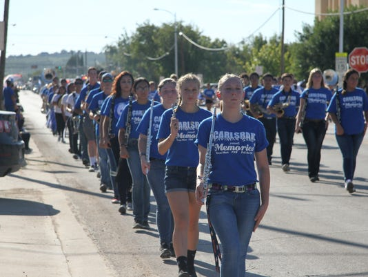 Carlsbad Homecoming Parade