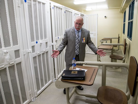 The judge, not the corrections director, was out of line