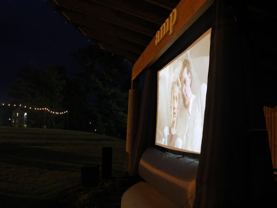 "The AMP showed ""Ferris Bueller's Day Off"" for the first ever Reels at the AMP movie night Friday."