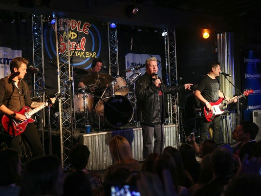 Rascal Flatts Perform Private Concert For SiriusXM Listeners At Fiddle & Steel Guitar Bar In Legendary Printer's Alley In Nashville; Performance Airs Live On SiriusXM's  Y2Kountry Channel