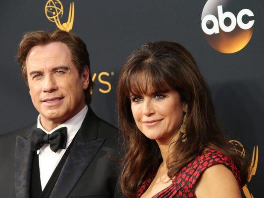 O.J. Simpson John Travolta Kelly Preston