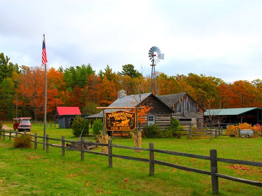 The Washington Island Farm Museum has been hosting a cider pressing party in the fall for more than 20 years.