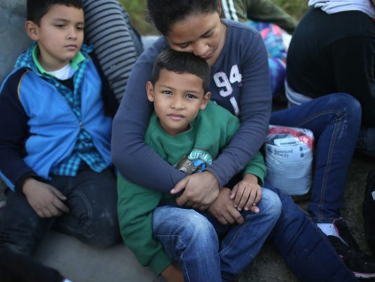 Central Americans rushing to U.S.