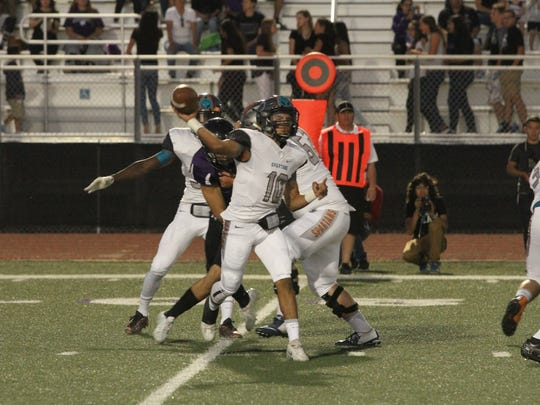 Franklin vs. Pebble Hills