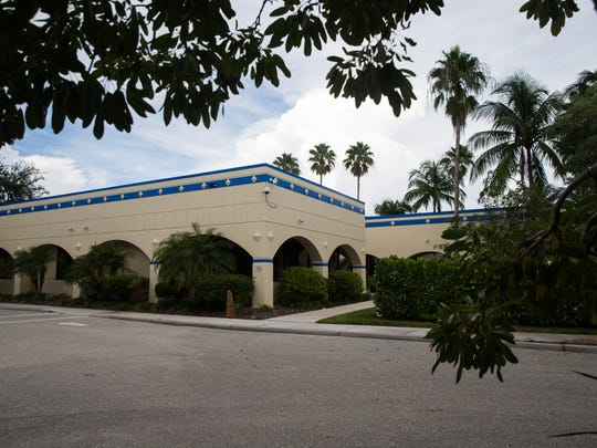 The Planned Parenthood of Collier County building as