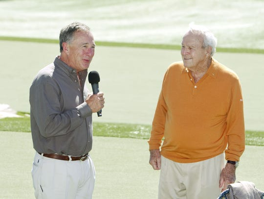 Bass Pro Shops founder Johnny Morris welcomes Arnold