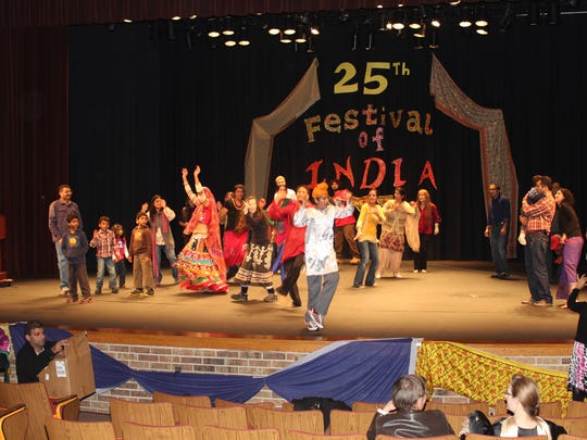 The 29th annual Festival of India will take place Oct. 1, 2016 at Stevens Point Area Senior High.