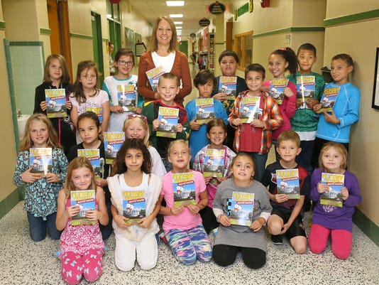 Glenwood Elementary students