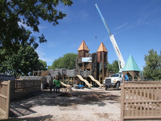 Playground on the Pecos