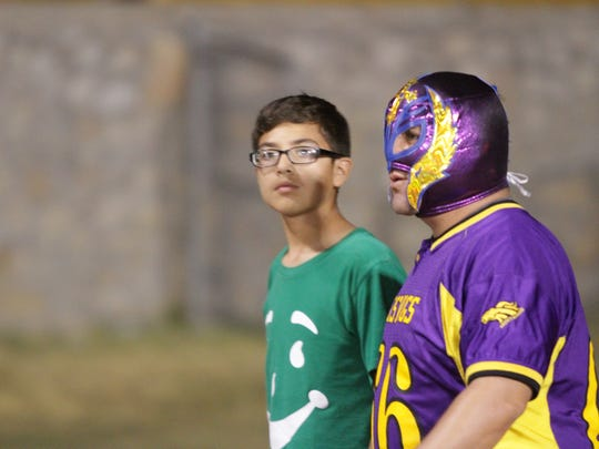 Burges defeated Irvin on homecoming night Friday.