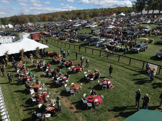 The 96th annual Far Hills Race Meeting will  be held Saturday at Moorland Farm in Far Hills,