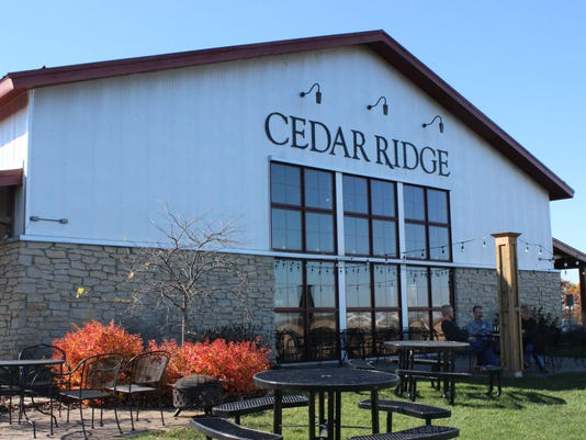 Cedar Ridge Winery
