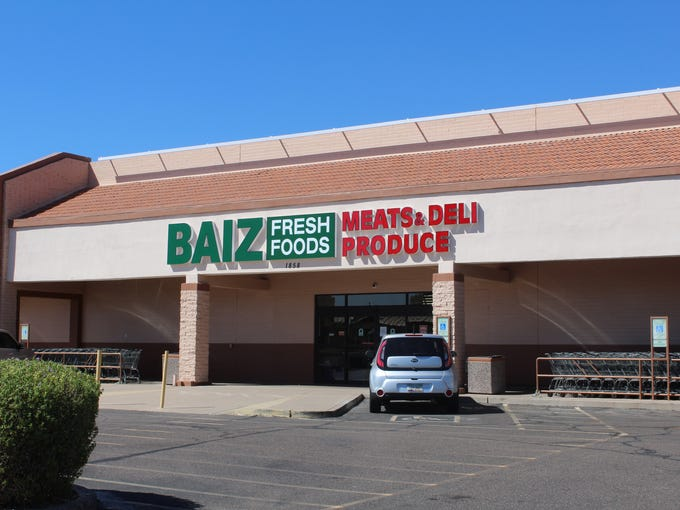 Baiz Fresh Foods near Baseline and Dobson roads in