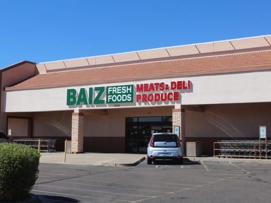 Baiz Fresh Foods near Dobson and Baseline roads in