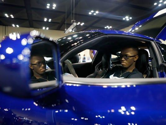 Memphis Auto Show