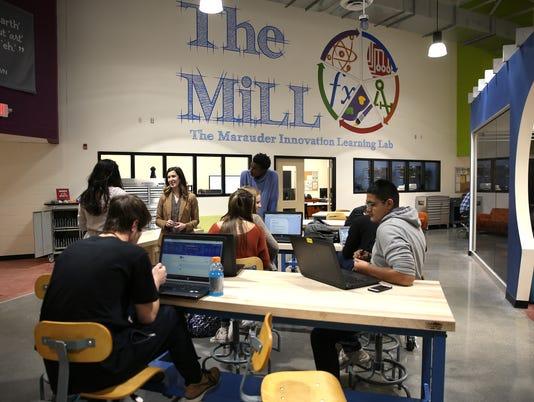 Mount Olive innovation lab