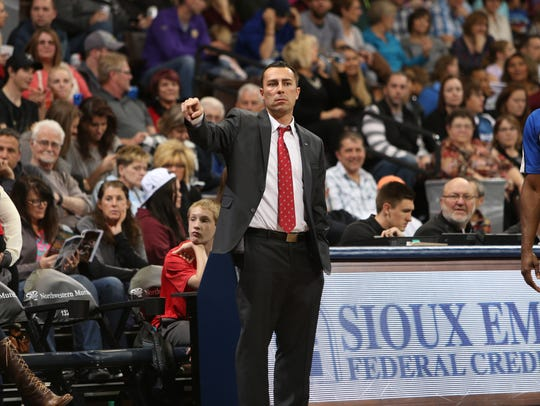 Nevada Smith is back at the helm as head coach of the Skyforce for the 2017-18 season.