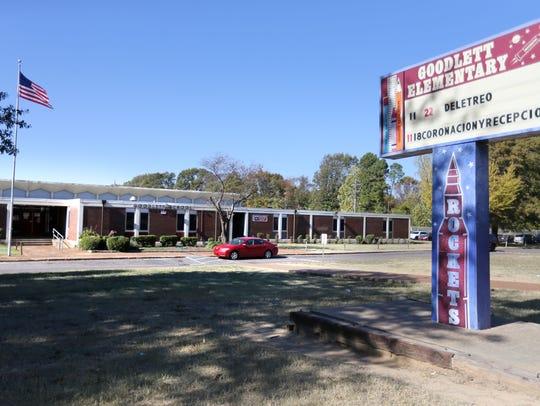 Goodlett Elementary.