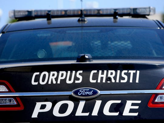 Corpus Christi Police Car