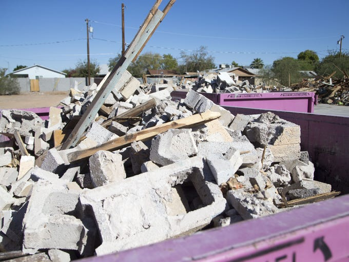 Peoria is enforcing city codes on what it deems vacant,