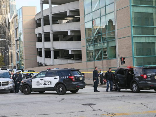 Shooting near courthouse