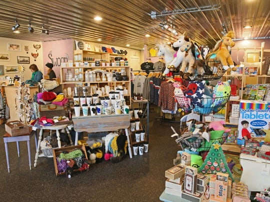 Swoon, 5422 W. Vliet St., sells gifts for every age,