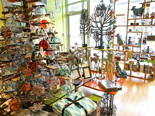 ReSource, 5328 W. Vliet St., sells upcycled and eco-friendly