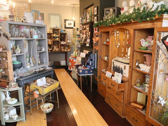 Barcelona-Artful Living, 5827 W. Vliet St., sells upcycled