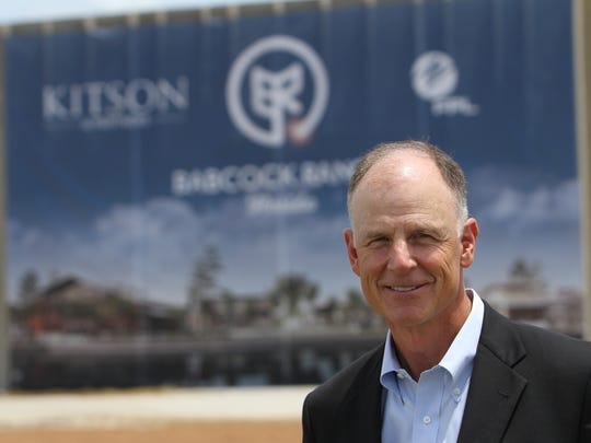 Syd Kitson, chairman and CEO of Kitson and Partners,