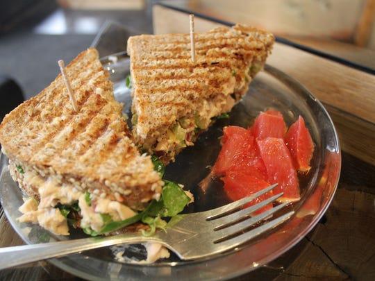 Chicken Salad Sandwich at The Levee