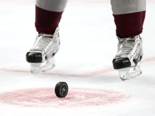 Check out the Tahoe Icemen playing ice hockey at the South Lake Tahoe Ice Arena Dec. 15-21.