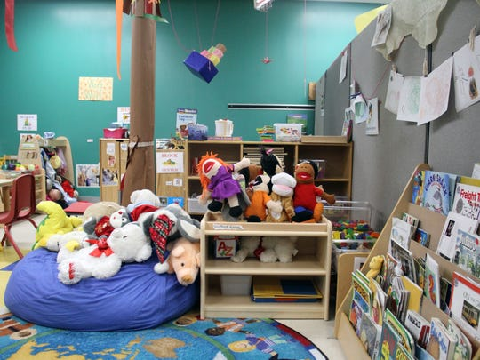 Child care centers, like this one in Jackson, will be inspected four times a year beginning in 2017.