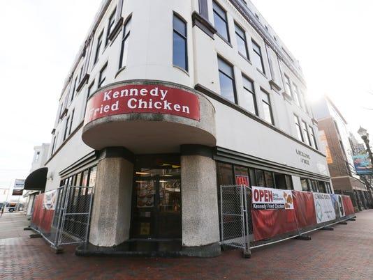 News: Kennedy Chicken