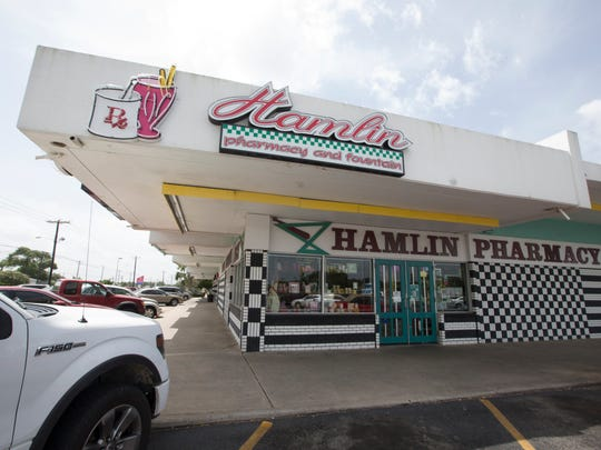 The portion of Hamlin Pharmacy that fills medical prescriptions will close after 56 years in business. The remaining parts, including its gift shop and restaurant, will remain open.